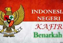 indonesia negeri kafir