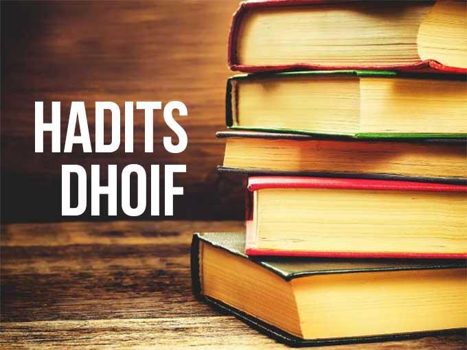 Hukum Mengamalkan Hadits Dhoif Benarkah Tidak Boleh Aswaja Muda
