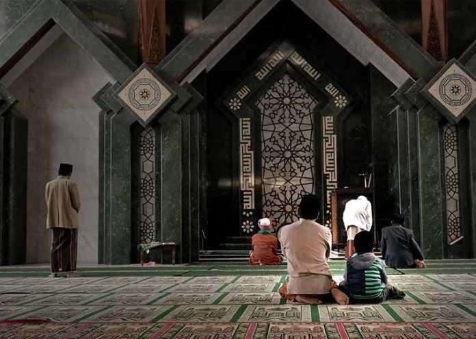 Sholat Sunnah Qobliyah Jumat