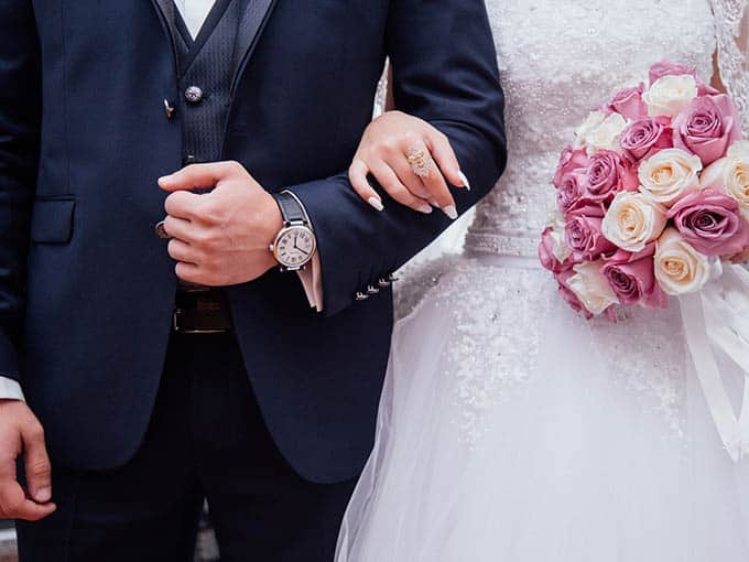pengantin wanita