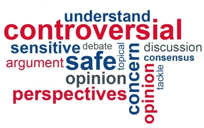pernyataan kontroversial