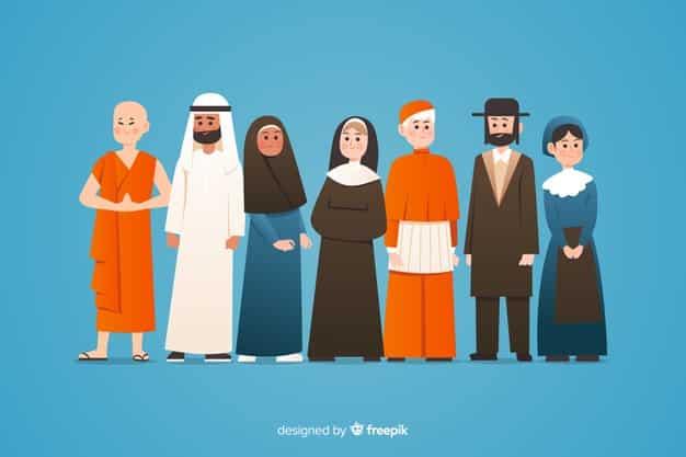 salam lintas agama